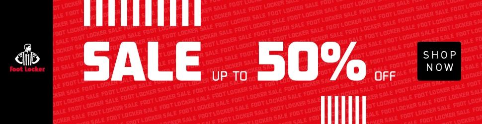 Footlocker sale